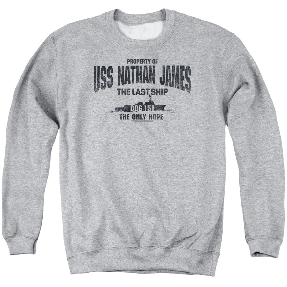 Last Ship, The Herren Sweatshirt