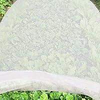 JYCRA Paño anticongelante para plantas, de tela no tejida, reutilizable, cubierta de hilera flotante, manta de…