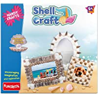 Funskool Handycrafts Shell Craft, Multi Color