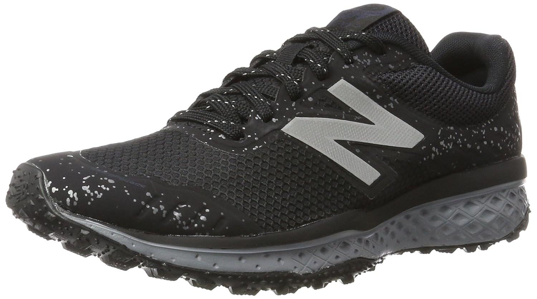 New Balance Mt620, Zapatillas de Running para Asfalto para Hombre 42 EU|Negro (Black/Silver)