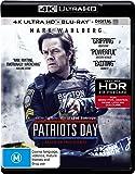 Patriots Day  (4K Ultra HD + Blu-ray)
