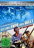 Bis ans Ende der Welt (Mit vollen Segeln) - Die komplette 12-teilige Abenteuerserie (Pidax Serien-Klassiker) [3 DVDs]