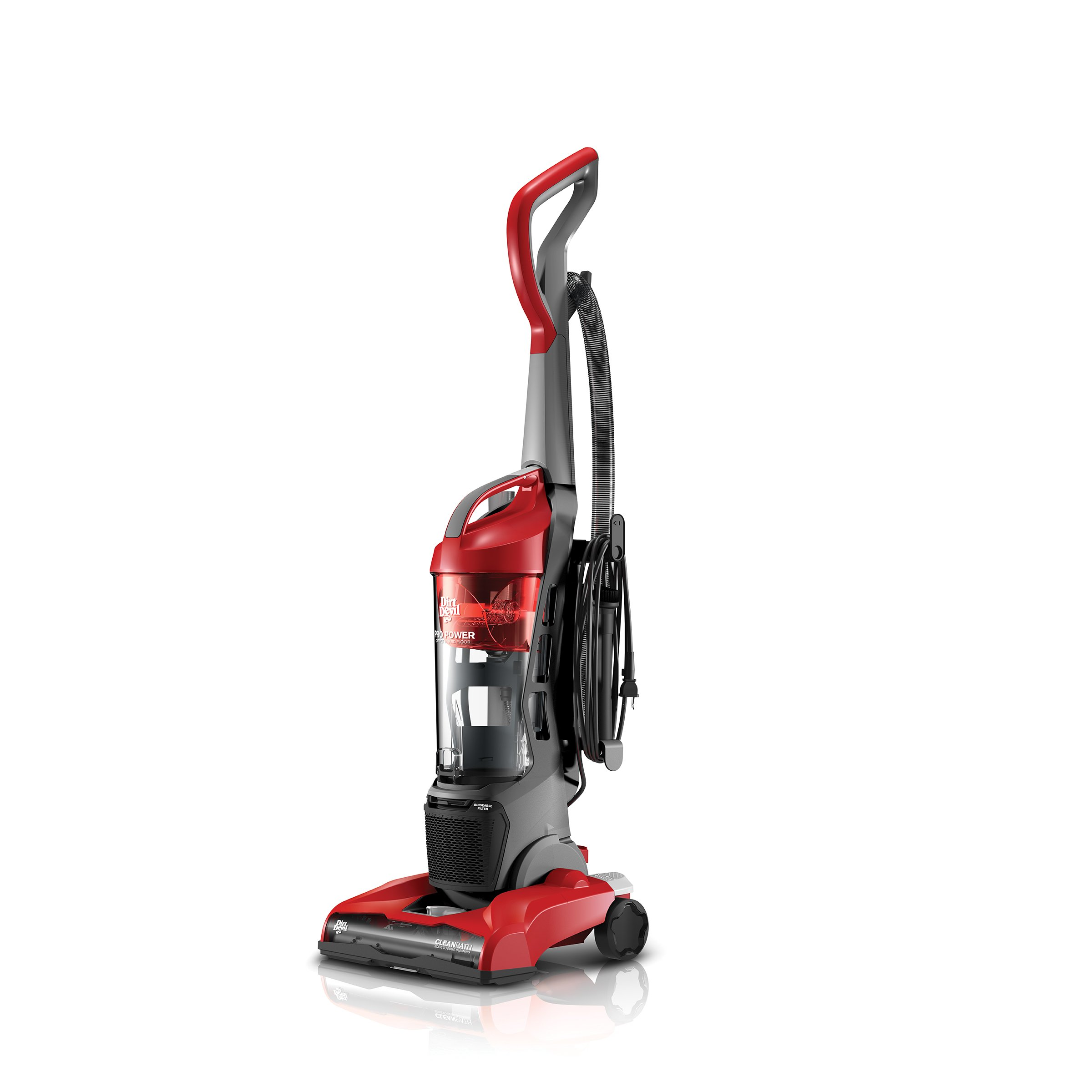 Dirt Devil Vacuum Cleaner Pro Power Bagless Corded Upright Vacuum UD70172 by Dirt Devil (Image #2)