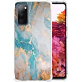 Marble-Samsung-Galaxy-S20-FE-Case S20 Fe 5G Case for Galaxy S20 Fe Case Clear TPU Silicone Slim Phone Case Protective…