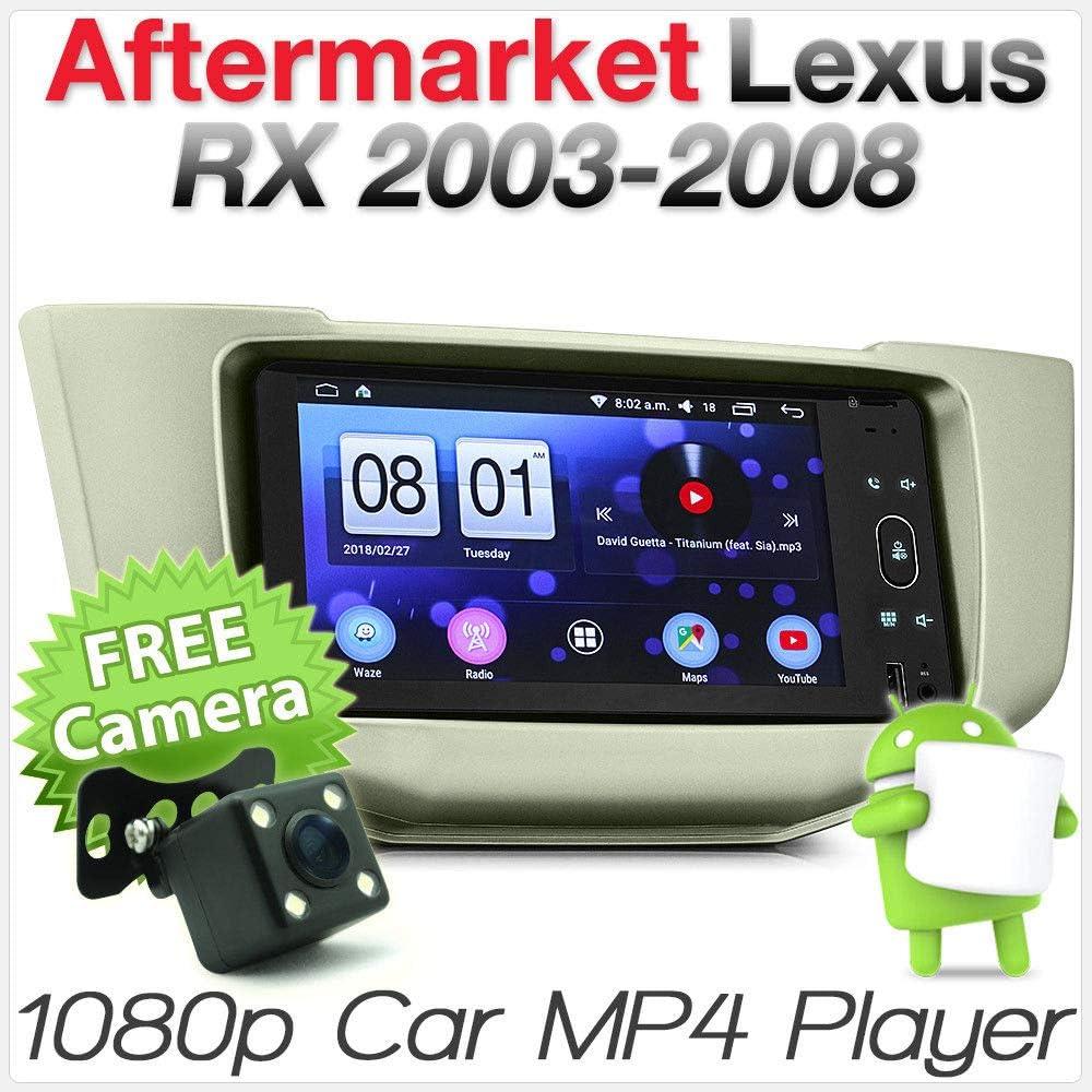 tunez Reproductor MP3 MP4 USB para radio de coche para Lexus RX350 ...