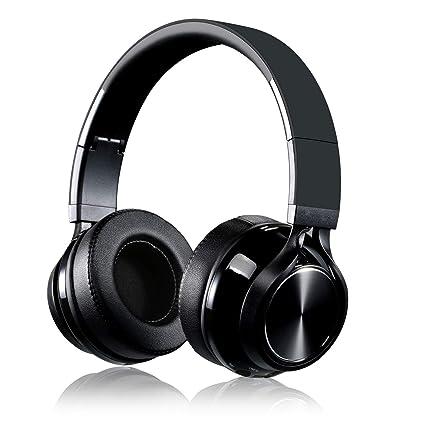 Auriculares Inalámbricos Bluetooth,Cascos Bluetooth Plegable Con Micrófono Manos Libres Y Hi-Fi Sonido