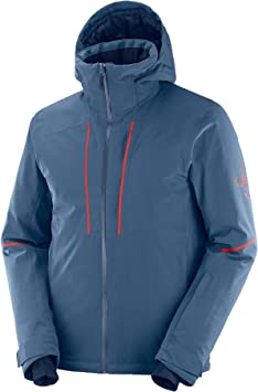 SALOMON(サロモン) メンズスキージャケット EDGE JACKET MEN(エッジ ジャケット メンズ) S~XLサイズ