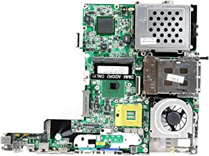 Genuine Dell PF494 TF052 Latitude D520 Intel Socket MPGA478 Laptop Notebook Motherboard Compatible Part Numbers: PF494 TF052