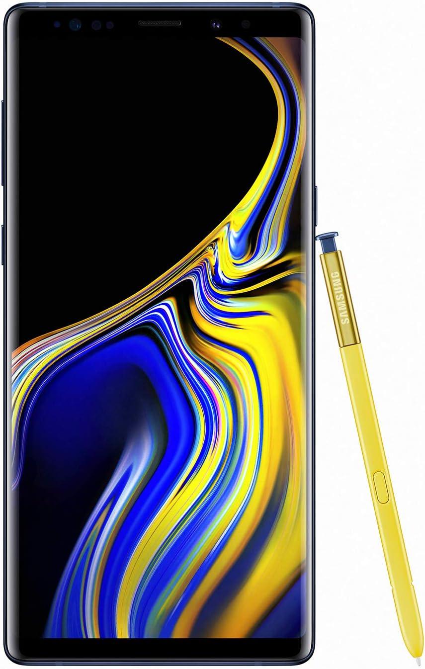 Samsung Galaxy Note9 SM-N960F/DS 16,3 cm (6.4