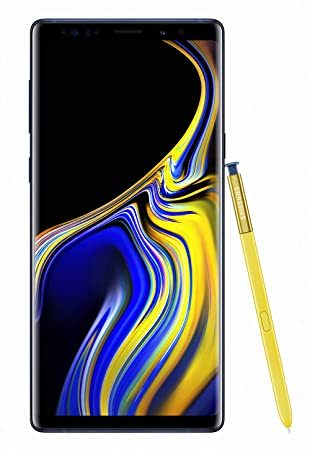 Samsung Galaxy Note9 SM-N960F/DS 16,3 cm (6.4