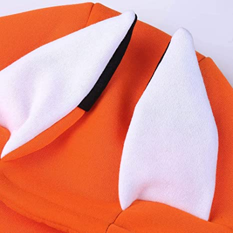 Linlink Fox Ears Sudadera con Capucha Mujer Manga Larga Coat Autumn Hoodie Jacket: Amazon.es: Ropa y accesorios