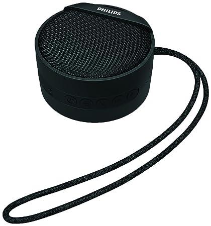 1e2cb285931 Philips IN-BT40BK 94 Wireless Portable Speaker (Black) Price  Buy Philips  IN-BT40BK 94 Wireless Portable Speaker (Black) Online in India -Amazon.in