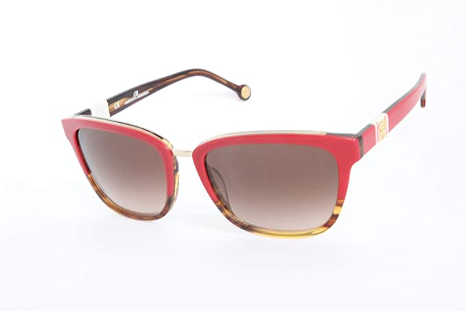 Carolina Herrera SHE6990ACN Gafas de sol, Rojo, 54 para ...