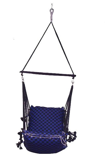 Porwal Swing Chair (Blue)