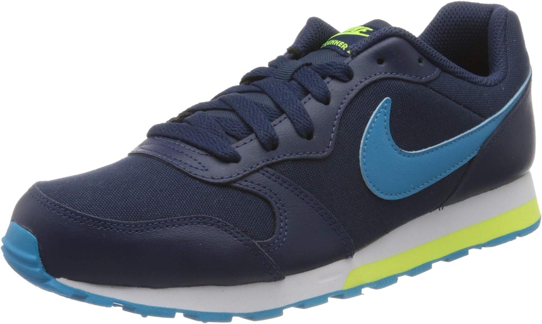 Running Shoe Unisex ni/ños NIKE MD Runner 2 GS