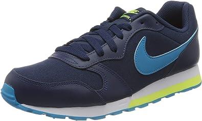 Nike MD Runner 2, Chaussures de Gymnastique Mixte Enfant