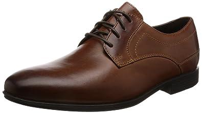 adf6614684ffc Rockport Men's Style Connected Plain Toe Derbys: Amazon.co.uk: Shoes ...