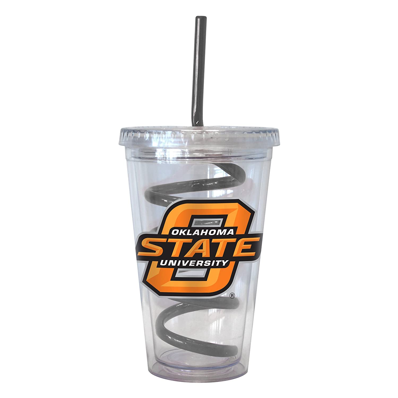 NCAA Oklahoma State Cowboys 20oz Insulated Acrylic Tumbler