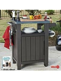 Amazon Com Grill Carts Patio Lawn Amp Garden