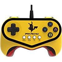 Controle Hori Pokken Tournament Pro Pad Pikachu Switch Wii U
