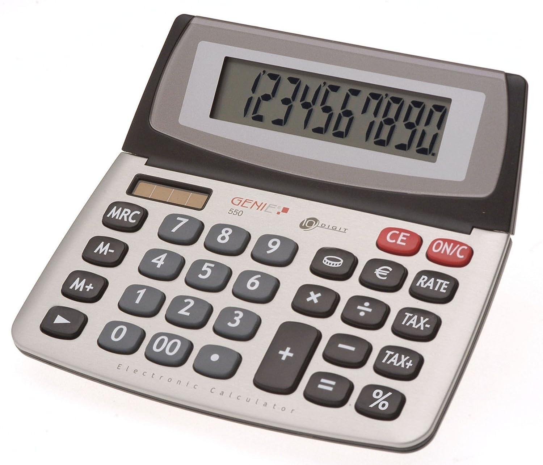 Genie 550 TE - Calcolatrice commerciale