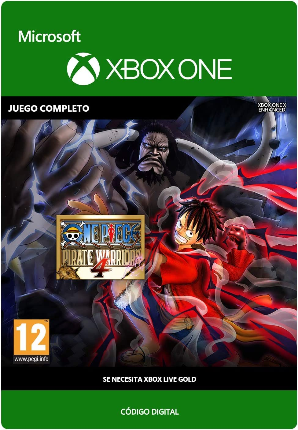 One Piece: Pirate Warriors 4 - Standard Edition   Xbox One ...