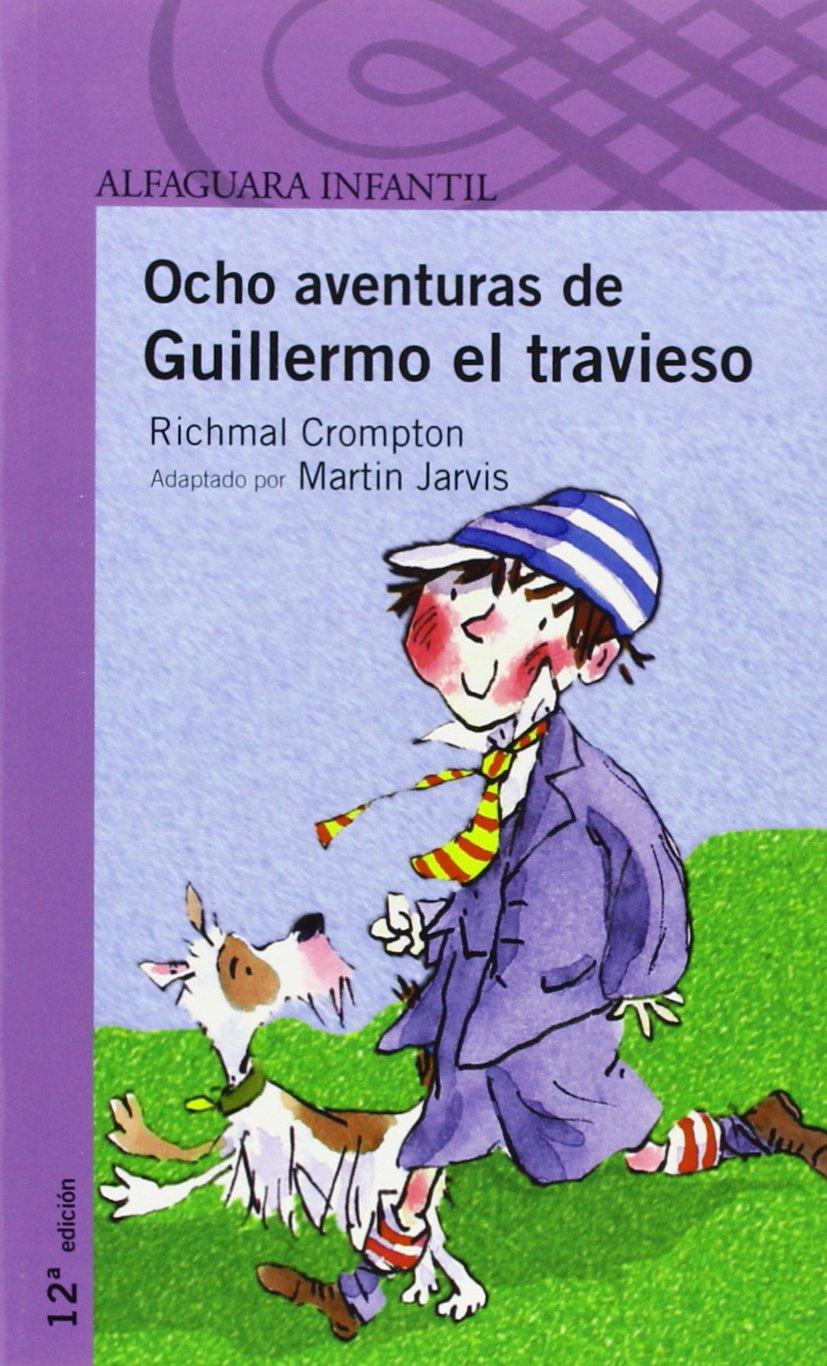 Download Ocho aventuras de Guillermo el travieso pdf