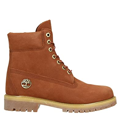 new product 3aea0 57db4 Timberland Prremiun Boot, Botin for Men 43 5 Brown