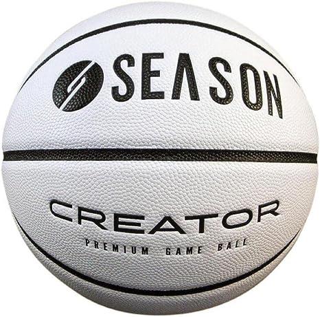 SEASON Creator - Balón de Baloncesto para Interiores, Intermediate ...