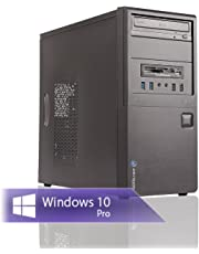 Ankermann Nouveau UC Office Work PC Intel i5 4570 4x3.20GHz HD Graphics 8GB RAM 250GB SSD Samsung Windows 10 Pro