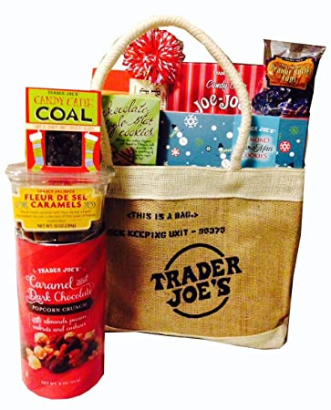 trader joes best selling holiday treats gift bag basket christmas easter