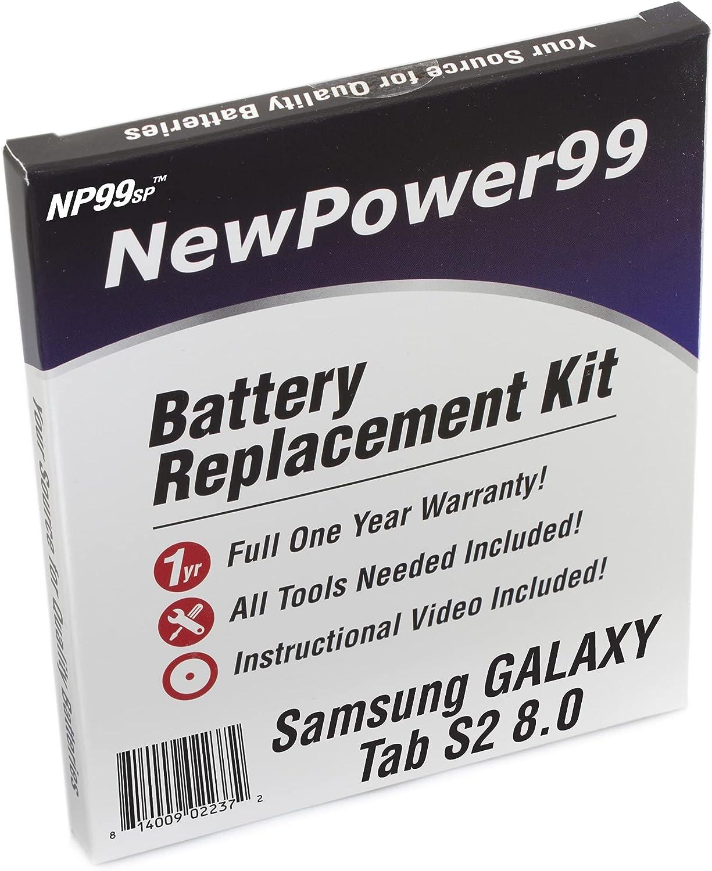 Batería Samsung Galaxy Tab S2 8.0 SM-T715, SM-T719, SM-T719y