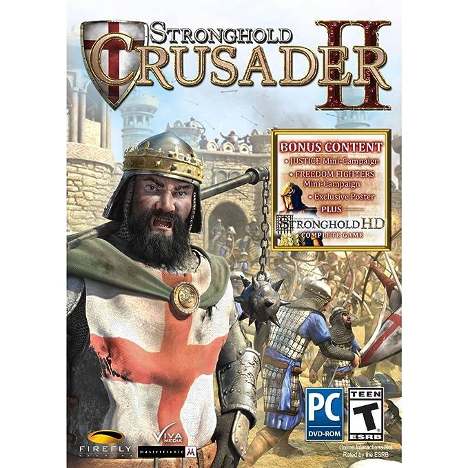 play stronghold crusader online