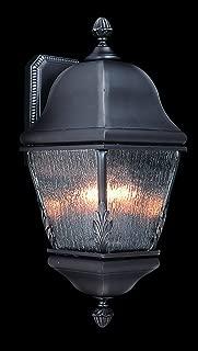 product image for Framburg 9585 IRON 3-Light Coeur De Lion Exterior Wall Mount, Iron
