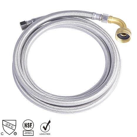 Amazon.com: Hydro Master 0152104 - Conector trenzado para ...