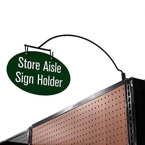 Amazon.com: Soporte magnético para carteles de pasillo ...