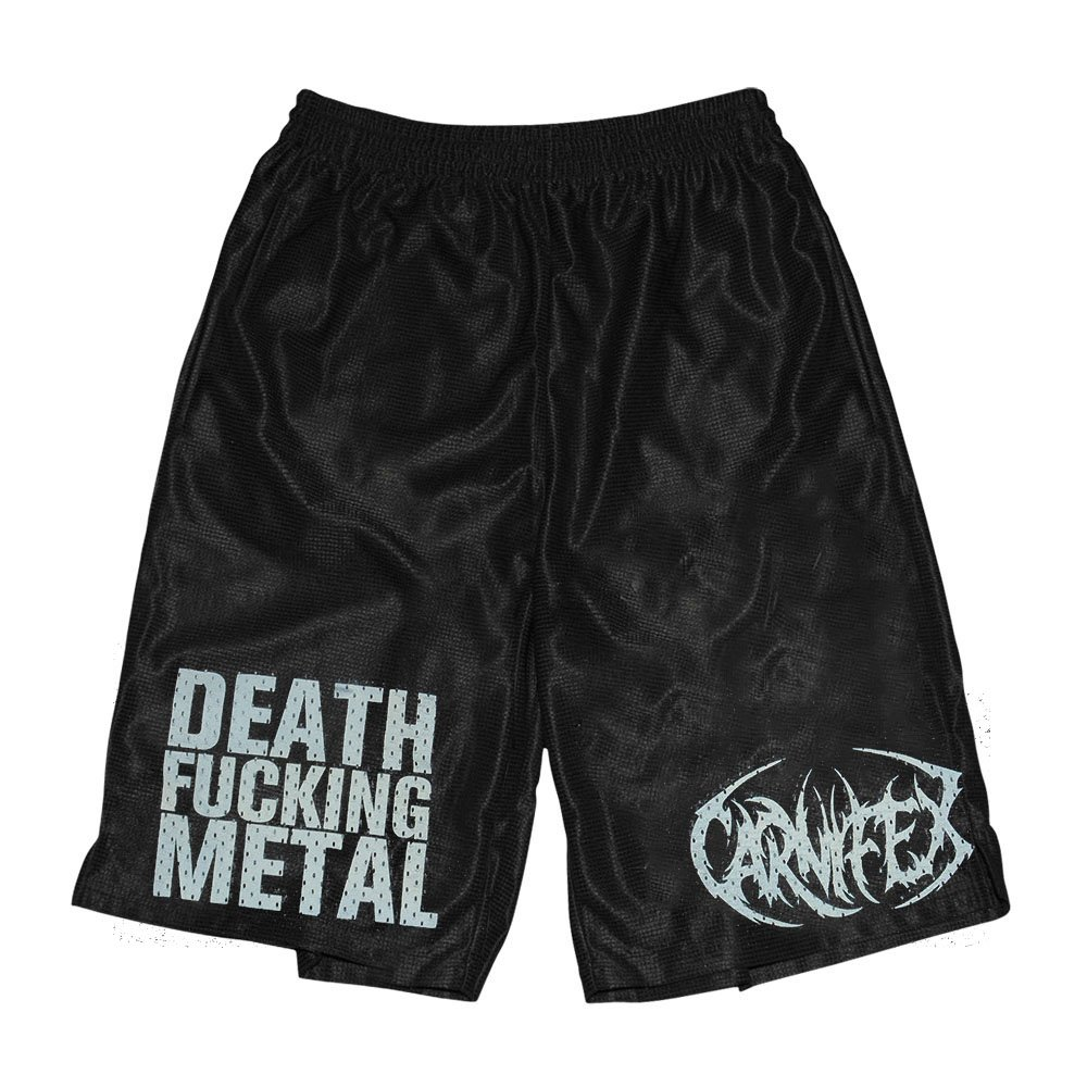 Death Metal Short CARNIFEX