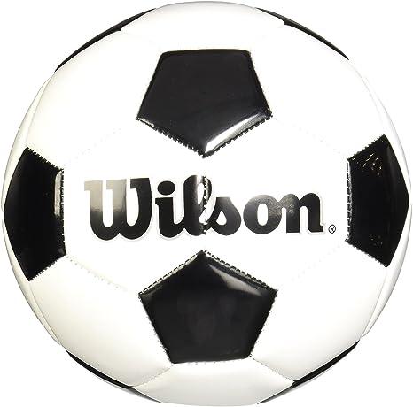 Wilson tradicional balón de fútbol: Amazon.es: Hogar