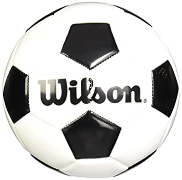 da6f2f0cfa Bola Futebol Traditional No. 3 Oficial - Wilson  Amazon.com.br ...