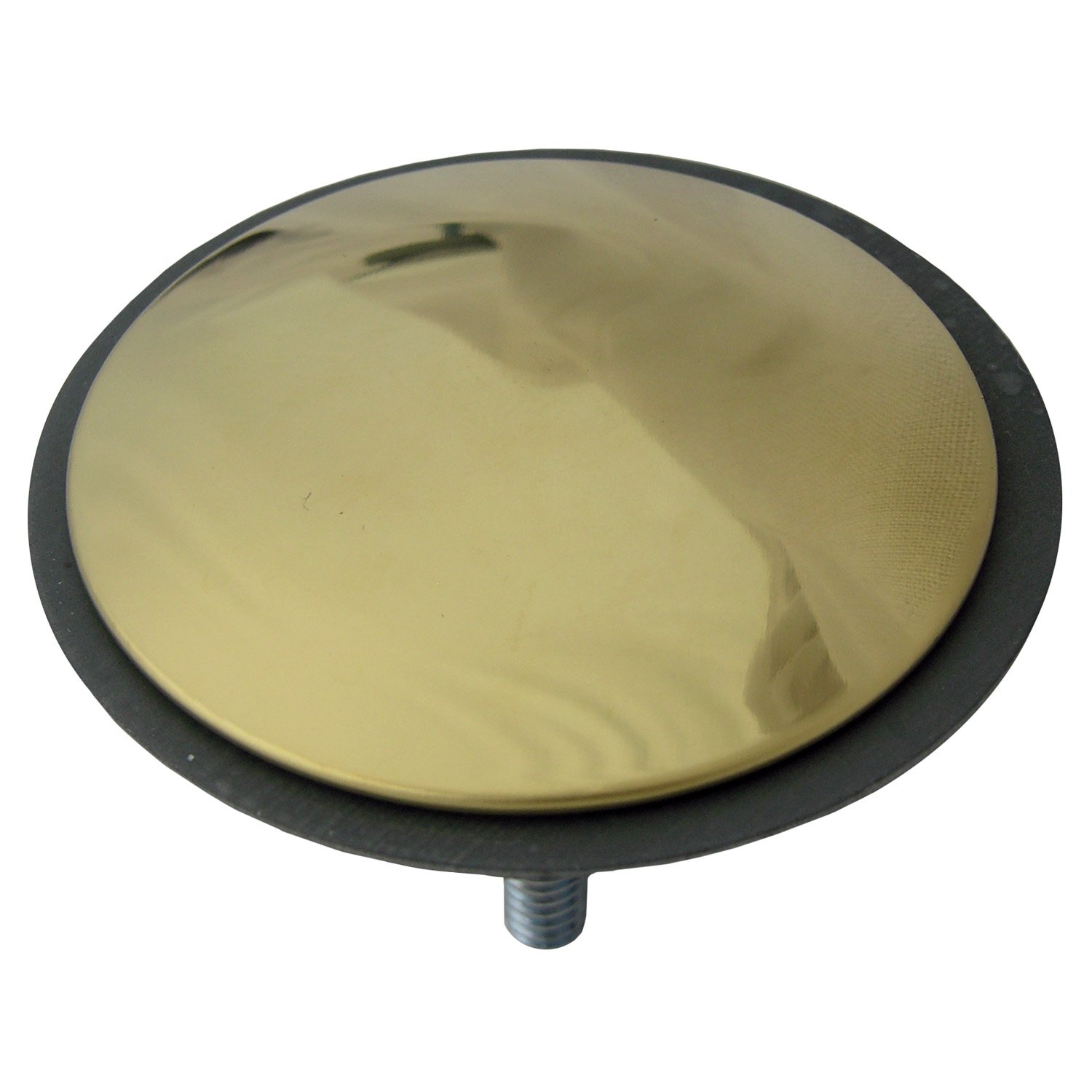 Simpatico 30401P 2-Inch Faucet Hole Cover, Polished Brass by Simpatico