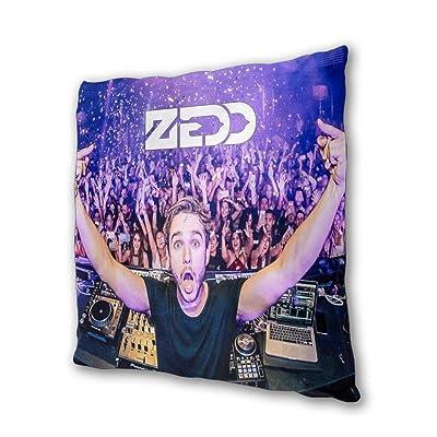 "Zedd Outdoor/Indoor Cushions 18.5""x 18.5"", 2 Pieces: Kitchen & Dining"