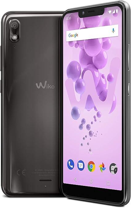 WIKO View2 Go – Smartphone con pantalla panorámica de 5,93