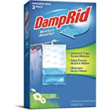 DampRid Hanging Moisture Absorber, Fresh Scent, 14 oz Bags, 3 ea