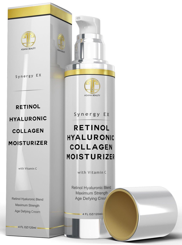 Retinol amounts in moisturizers - Amazon Com Neuceutica Retinol Hyaluronic Acid Moisturizer Cream Collagen Vitamin C 4 Ounce Beauty