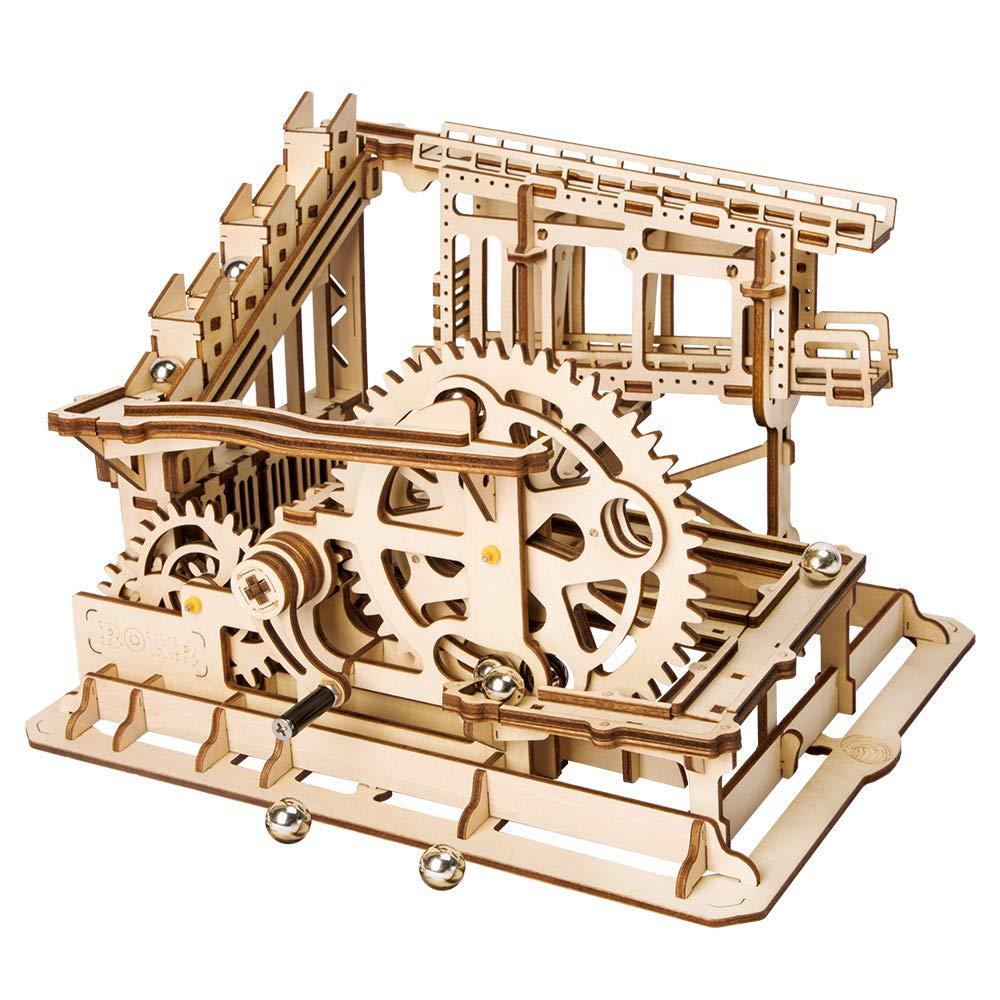 edición limitada Lg502 ZHX Madera DIY DIY DIY Puzzle 3D, Roller Coaster Building Kit Modelo montado, ensamblaje Libre de Madera, Juguetes educativos Regalos de cumpleaños Artesanía para niños,LG502  calidad auténtica