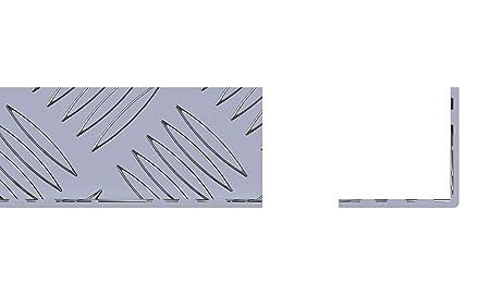STORMGUARD 18AM037 Checker Internal Angle Profile Plates