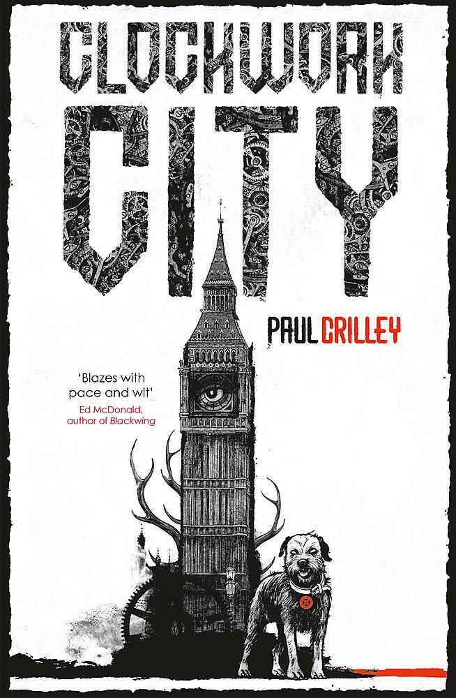Clockwork City: Delphic Division 2 ebook