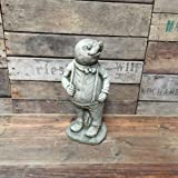 Mr. Mole Garden Statue Made from Reconstituted Stone. Wind in The Willows