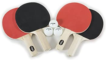 STIGA Classic Table Tennis Set (4 Player)