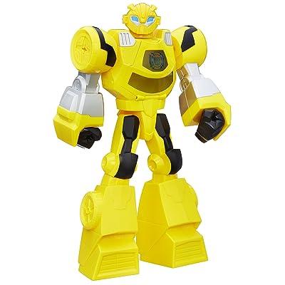 Playskool Heroes Transformers Rescue Bots Bumblebee: Toys & Games